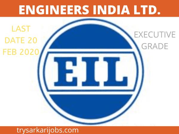 Vacancy in Engineers India