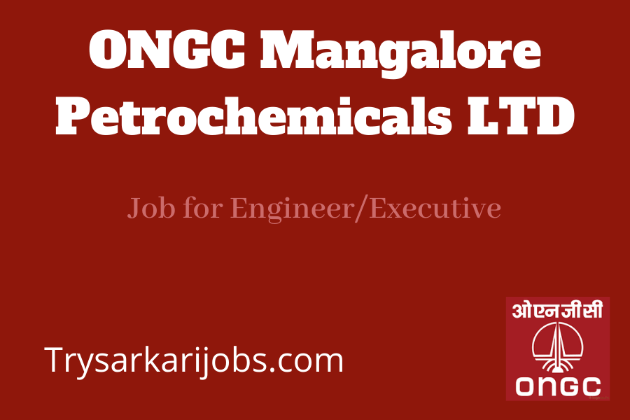ONGC Engineer Medical Jobs