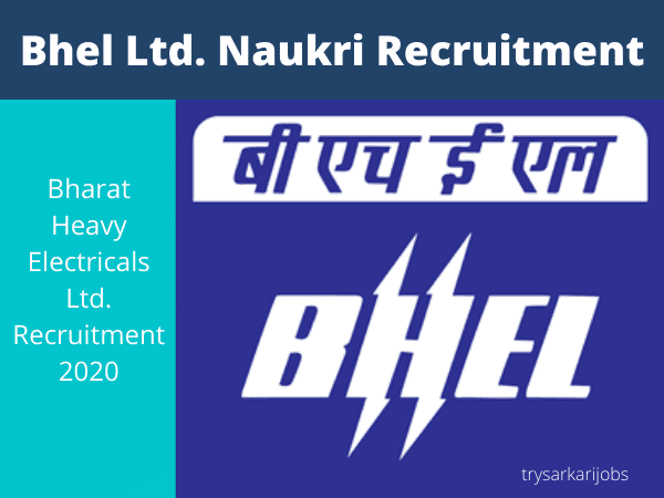 Bhel Medical Professionals Recruitment