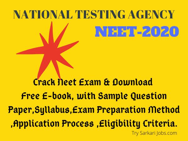 NIIT-2020 Core Syllabus (NMA)