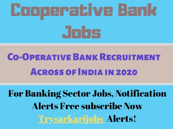 Kancheepuram Central Cooperative Bank jobs