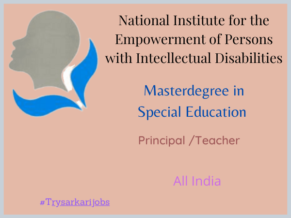 Masterdegree in Special Education