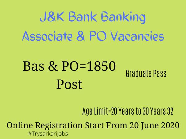 JK Bank Specialized Officers Jobs 21