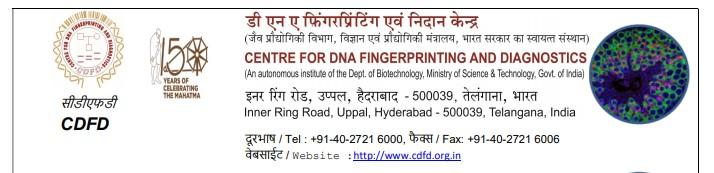 DNA Fingerprinting Research Jobs