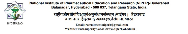 Pharmaceutical Research Vacancies Notification