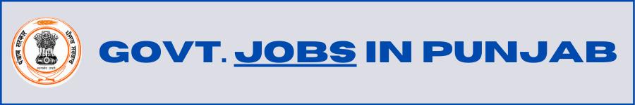 SSSB Punjab Patwari Jobs 2021
