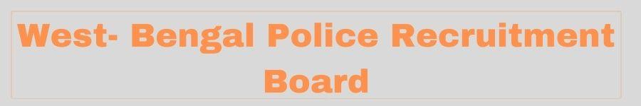 Kolkata Police Jobs 2021